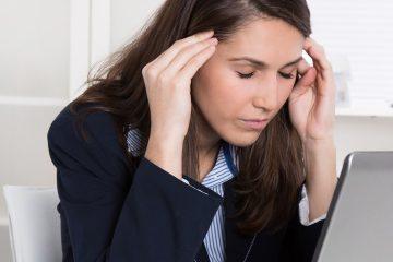 baş ağrısı, başağrısı, migren, ofiste çalışmak, memur, mobing, mobbing