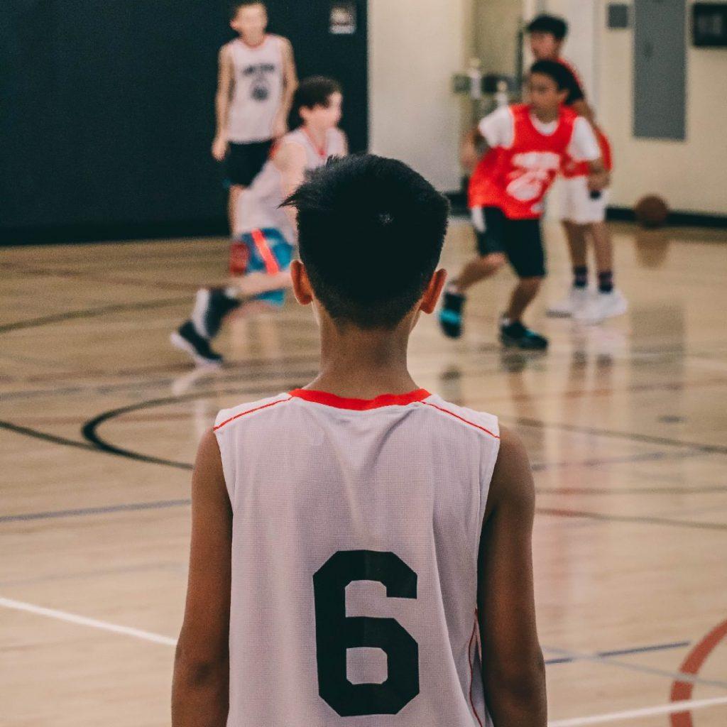 Çocuk spor, basketbol, 6, altı, gençlik ve spor, okulda spor