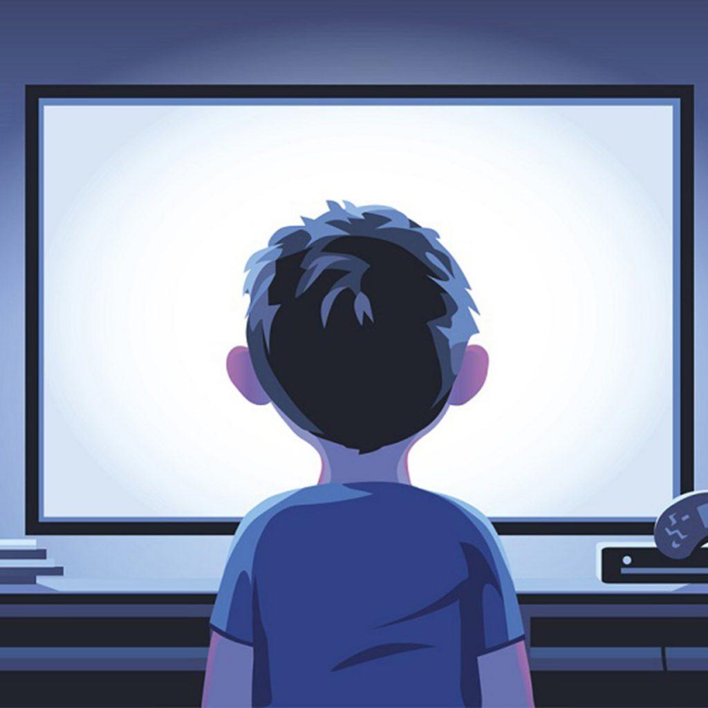 Çizgi film karakteri, teknolojik çocuk