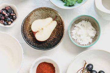 armut, üzüm, meyve, kişniş, kishnish, aşotu, aş otu, maydonoza benzeyen ot, kişniş baharatı