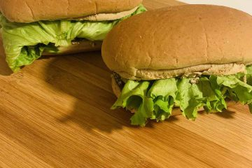 Kolay pratik avokadolu sandviç