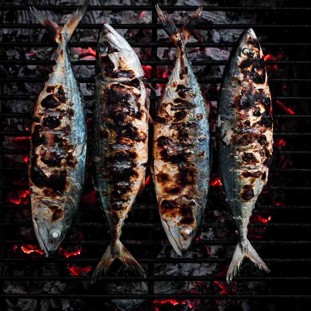 balık ızgara