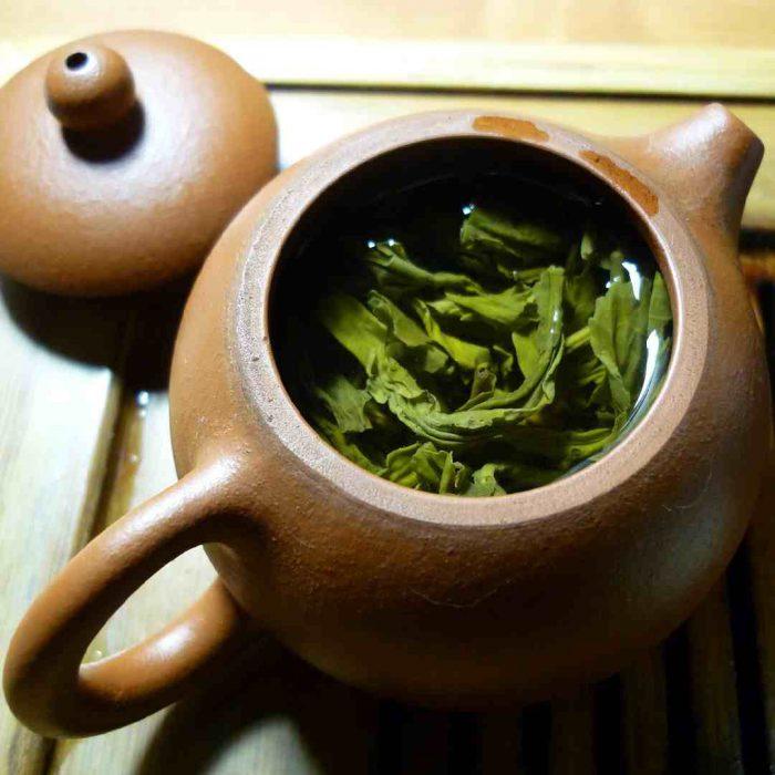 demleme yeşil çay, yeşilçay