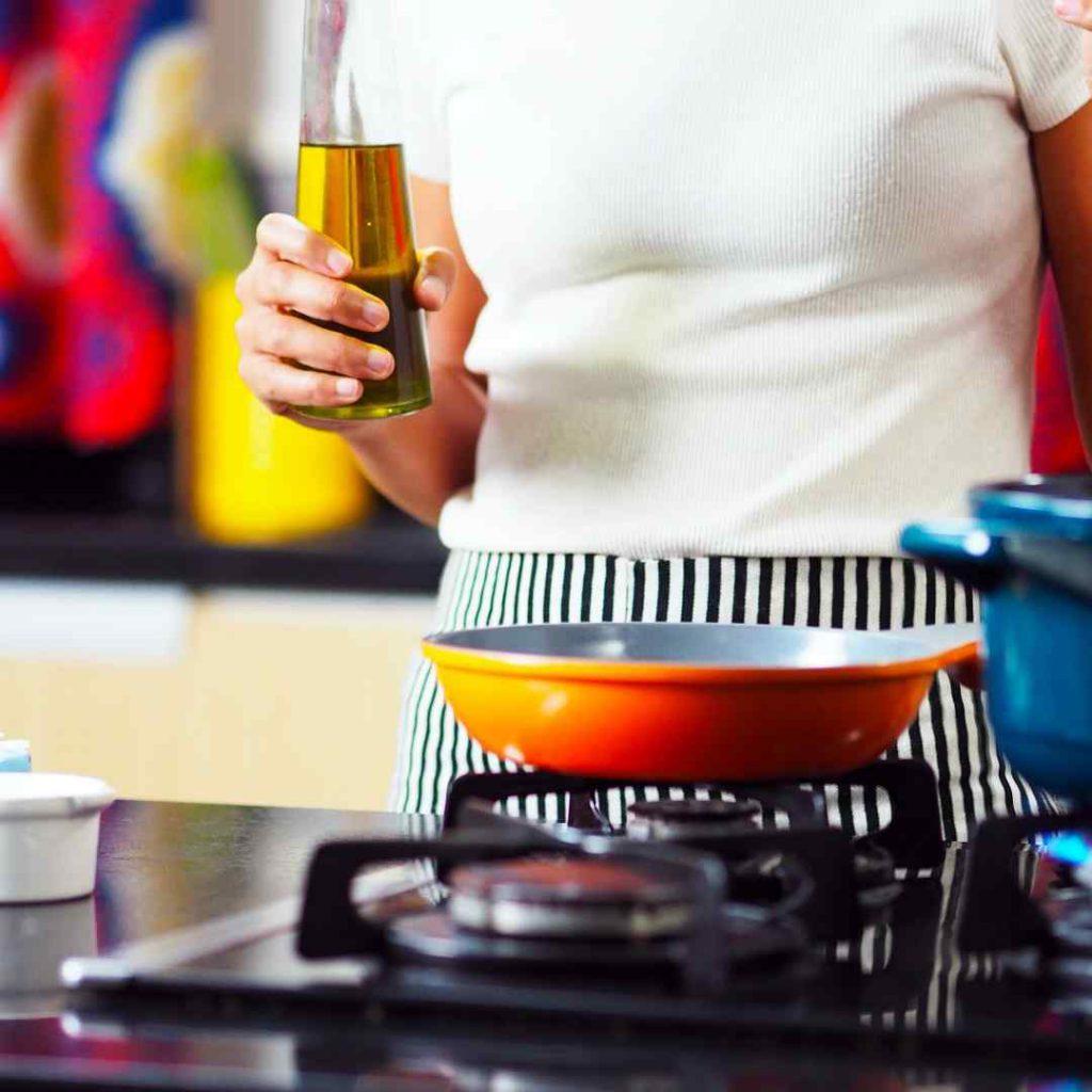 e vitamini, mutfak, ocak, yağ, sıvıyağ