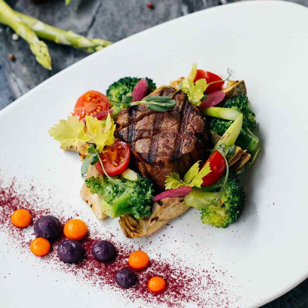 sağlıklı menü, Etler, kırmızı et,