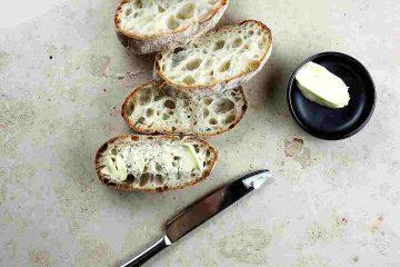 tereyağı, tereyağ, butter, hayvansal yağ, margarin, ekmek