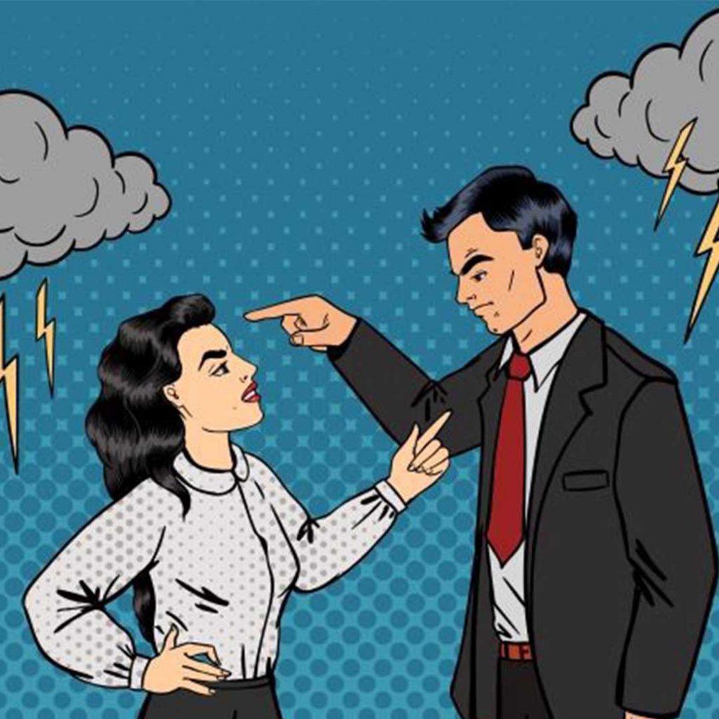 iletişim, çatışma,etkili, suçlama