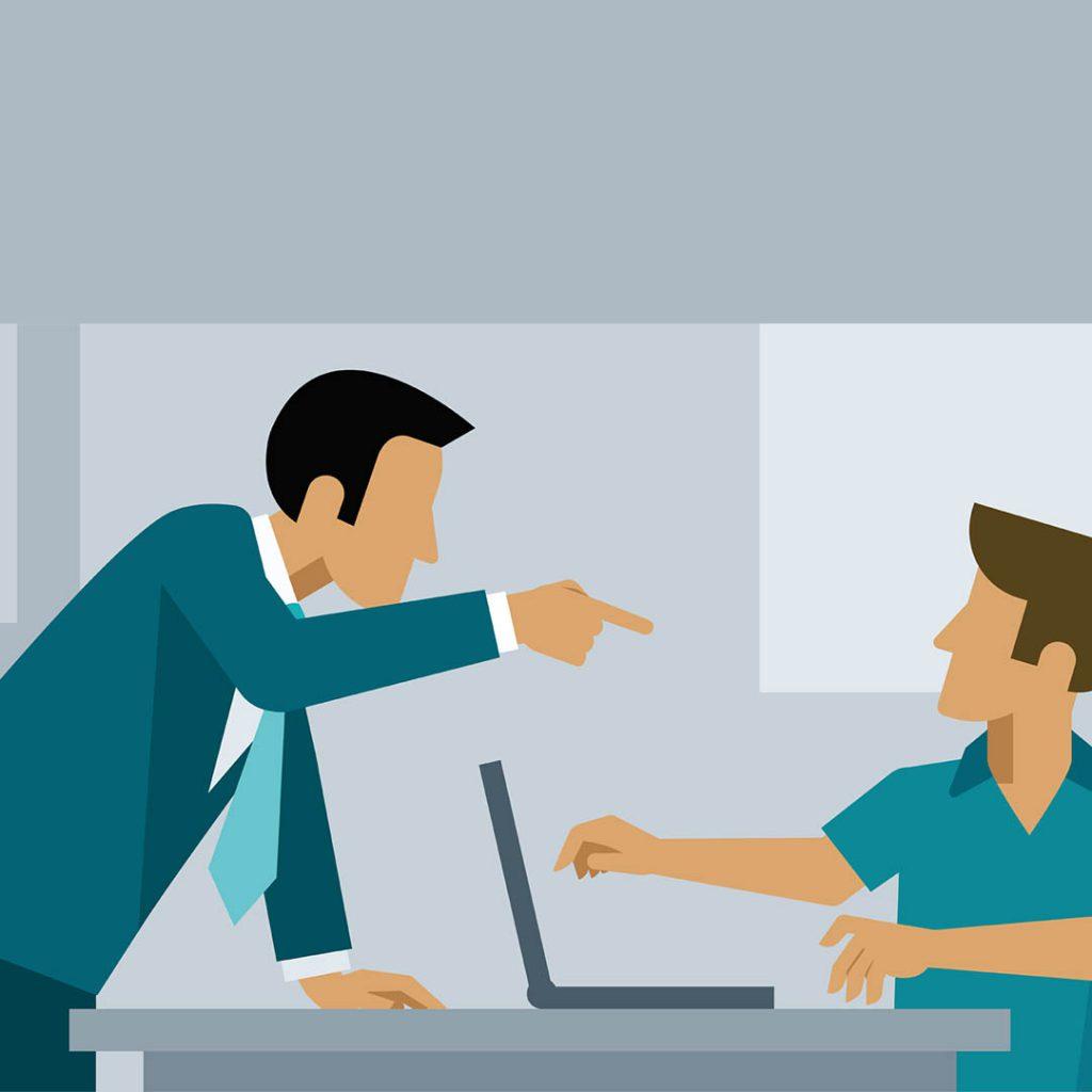 iletişim, sendili, bendili, suçlama, yanlış, işyeri