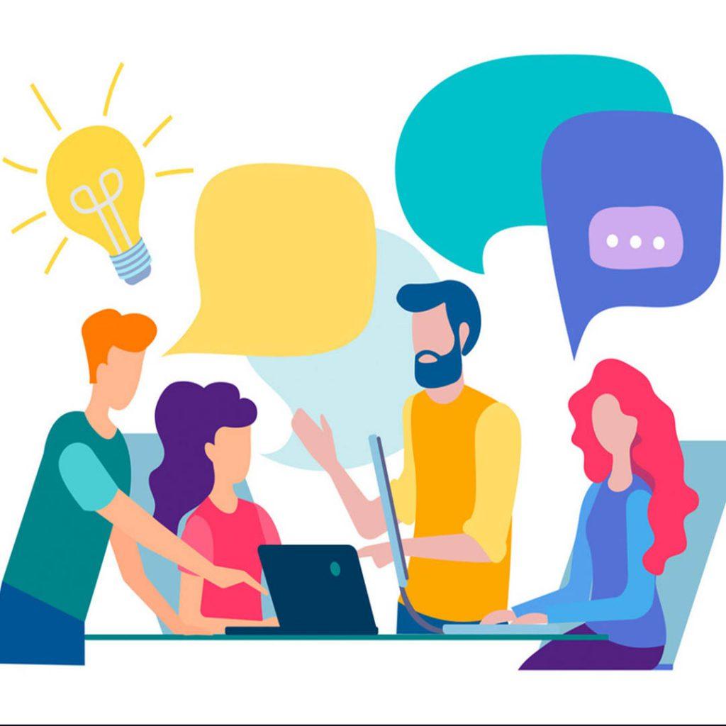 iletşim, sosyal, iişki, sohbet, işyeri, fikir