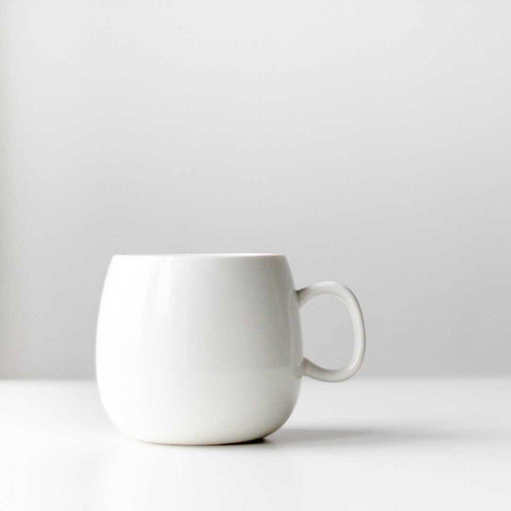 kupa, beyaz fincan, kahve, çay