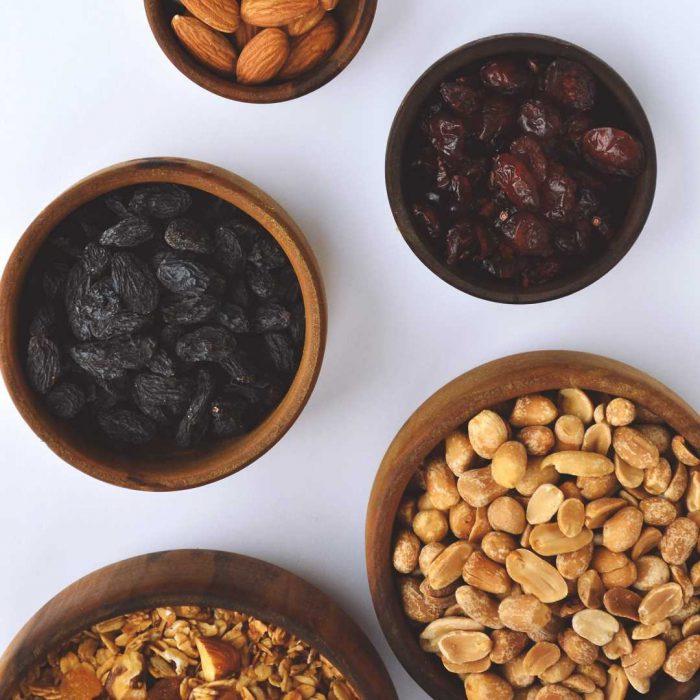 kuru yemişler, yağlı tohumlar, kuruyemiş, fıstık, ceviz, badem, kuru üzüm