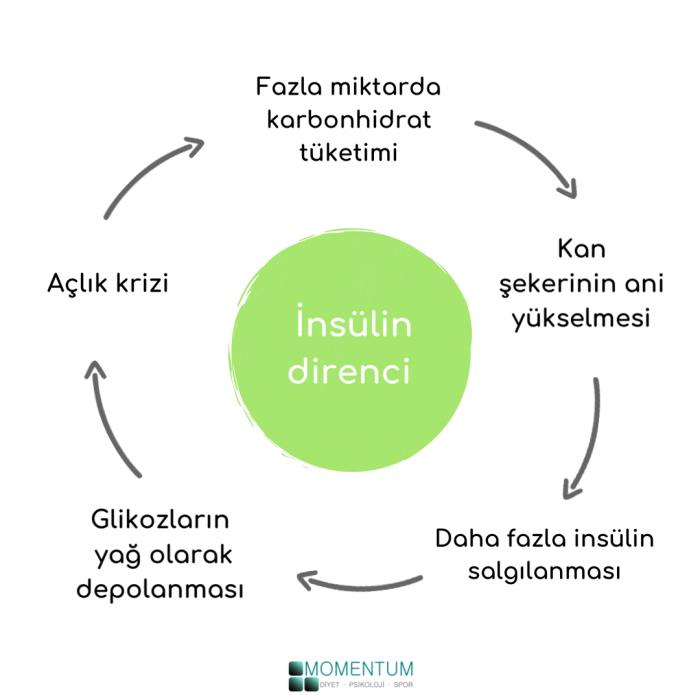 İnsülin, insülin direnci, şeker, diyabet, şekerli, tatlı, şerbet, zayıflama, açlık, açıkma, kan şekeri