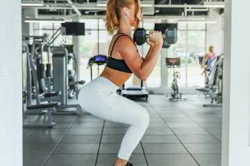 skuat, squat, kadın sporcy, fitness, egzersiz, dumbell