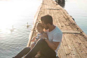 bebek, baba, çocuk, iletişim, sevgi, güven, bağlanma, güvenli bağlanma