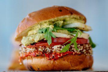 hamburger, sebze, ekmek arası, ara öğün, mcdonalds, burger, vegan, vejetaryen