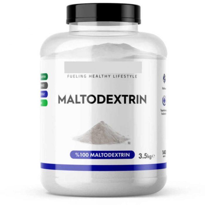 maltodekstrin, toz halinde karbonhidrat