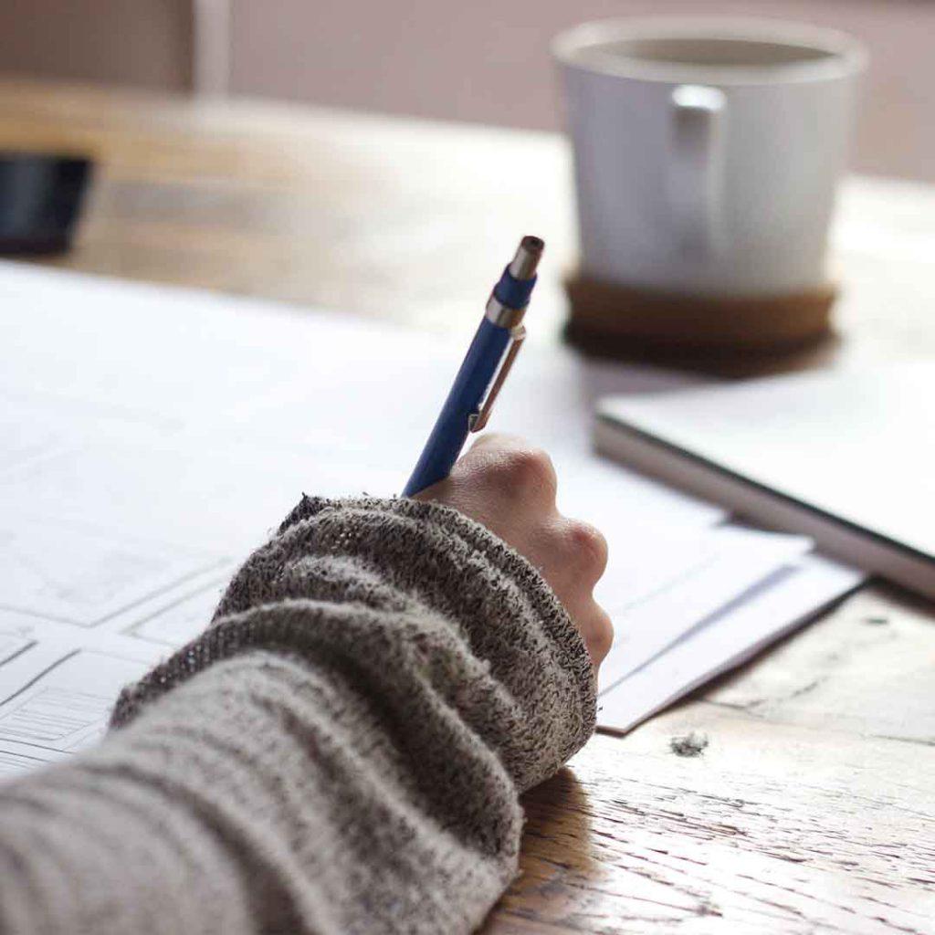 psikoloji, psikolog, yazmak, yazı, araştırma, not, defter