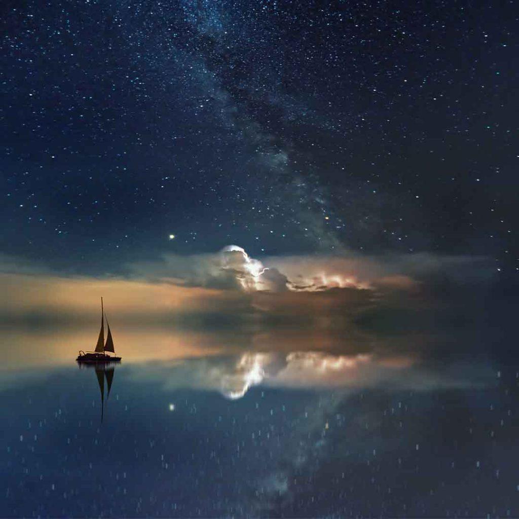rüya, gemi, rüya görmek, tabir, rüya tabiri, gökyüzü