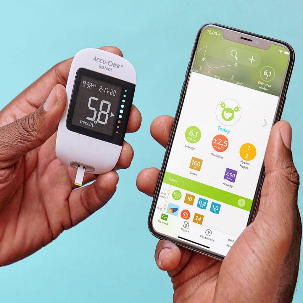 diyabet, şeker hastalığı, telefon, uygulama, insülin