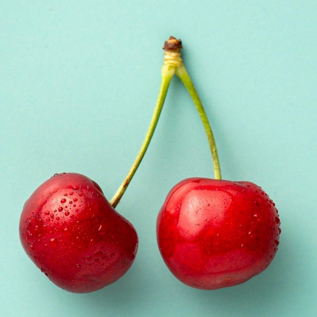 kiraz, kırmızı meyveler, yaz meyvaları