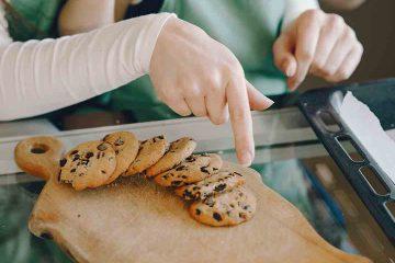 çocuk, anne, kurabiye, ödül, ceza, yemek