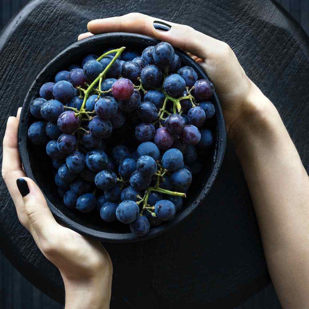 siyah üzüm