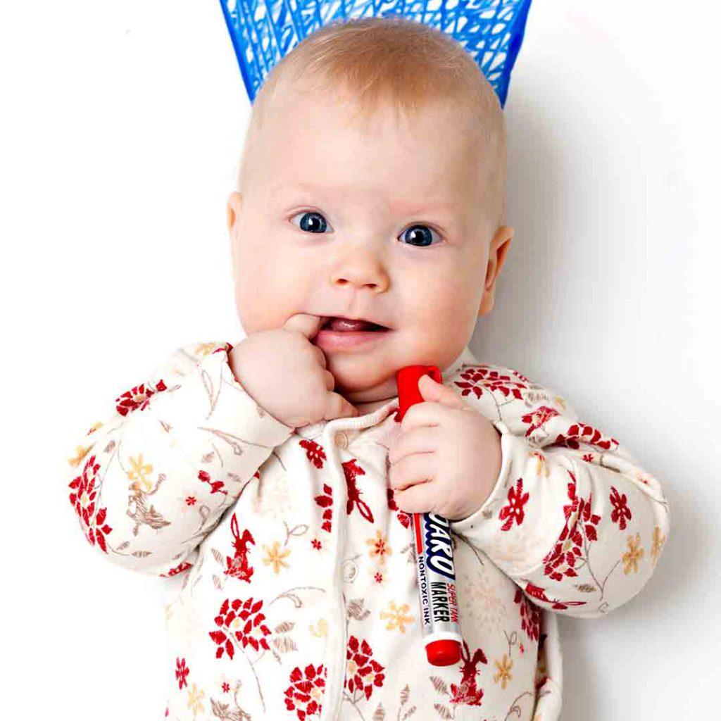 bebek, çocuk, oral dönem, ağız, oral, pika, kalem
