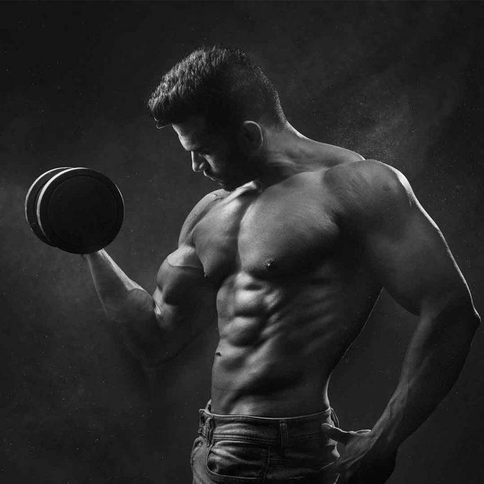 bigoreksiya, egzersiz bağımlılığı, dismorfi, fitnes, spor, kas, egzersiz, erkek, ağırlık, dumble
