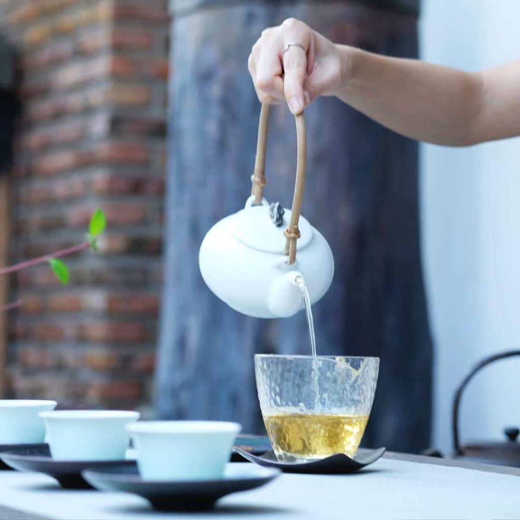bitki çayı, demleme