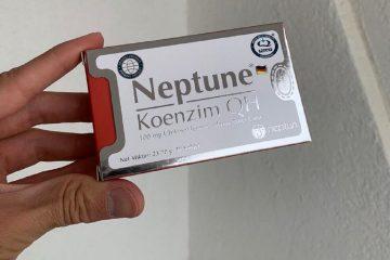 Neptune Koenzim çekilişi momentum