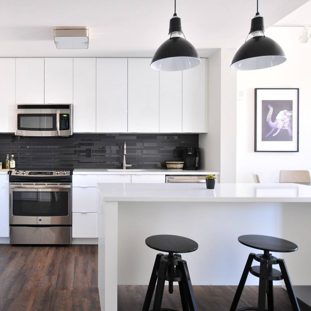 tasarım mutfak, yemek, beyaz mutfak
