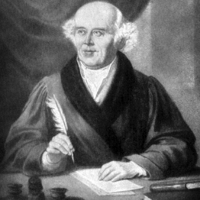 Homeopatinin kurucusu alman hekim Hahnemann
