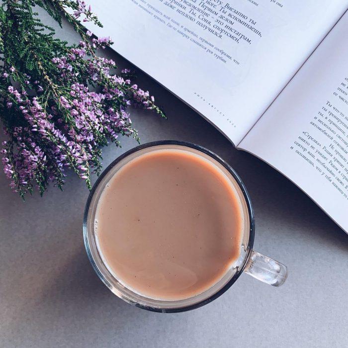 kitap, kahve, Lavandula angustifolia, lavanta, birki, mor, çiçek, yeşil