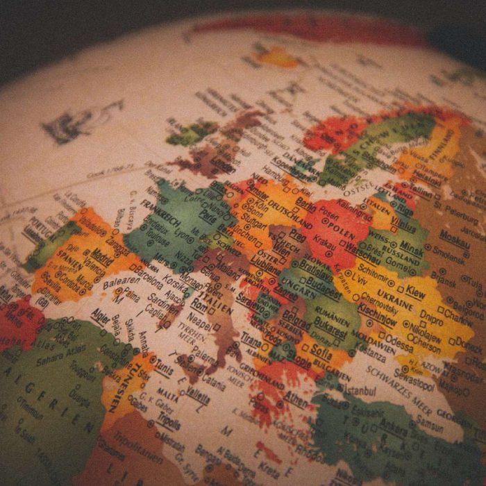 avrupa birliği, harita, ab