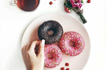çikolata, şeker, tatlı, kaçamak, donat, sağlıksız