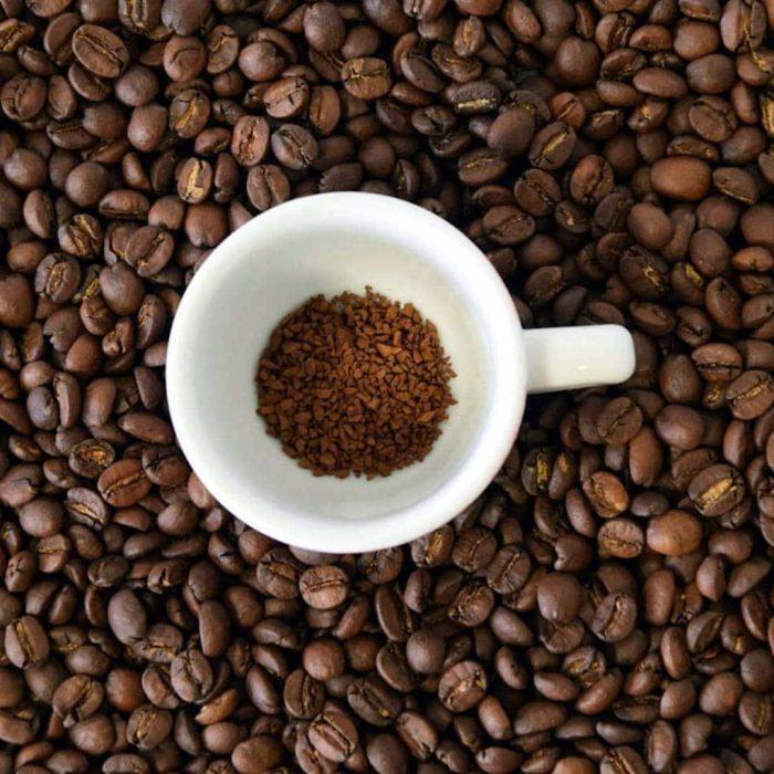 instant kahve, hazır kahve, granül kahve