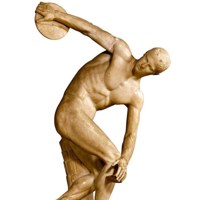 olimpiyat tarihi, antik yunan, olimpik sporcu