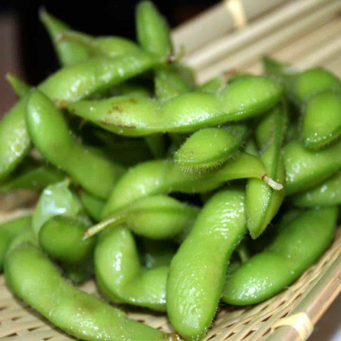 edamame, soya, soya fasulyesi, yeşil soya fasulye, soya ürünleri, vegan besinler,