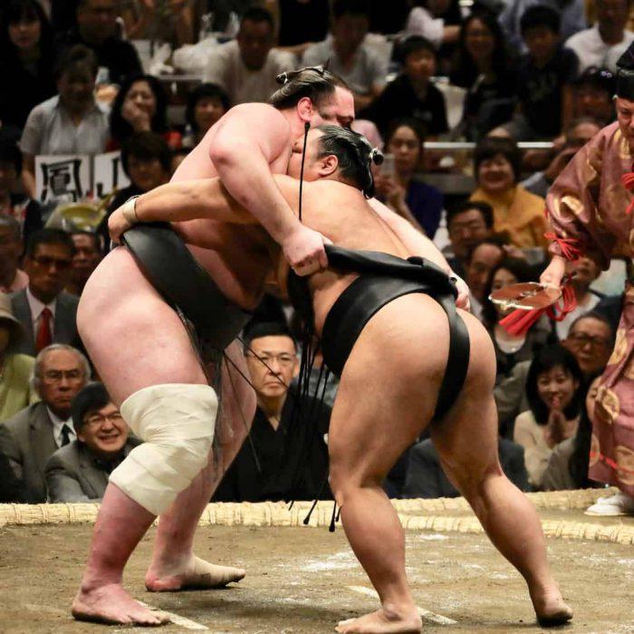 sumo güreşi, uzakdoğu