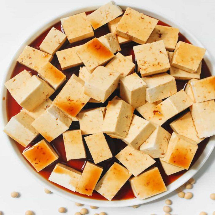 tofu, soya peyniri, vegan beslenme