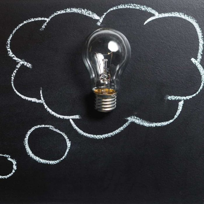 soru, düşünce, ampül, zeka, zeki, fikir