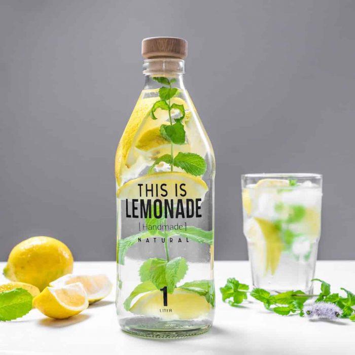 su, limon, limon suyu, nane, maden suyu