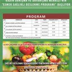 Eskişehir Diyetisyen Şenol Yıldız Eğitim ve Seminerleri - Afişler