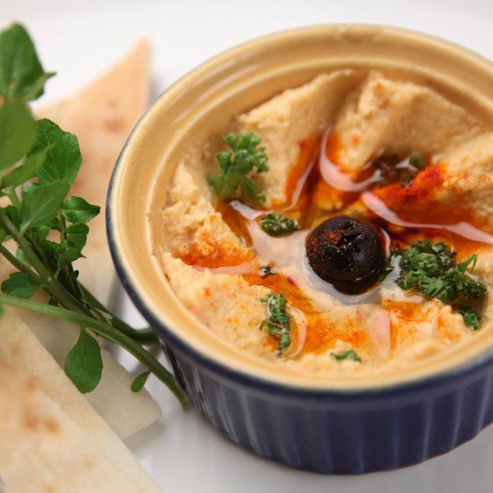 humus, humous, Arap yemeği, nohut, sarımsak, nohutlu yemek