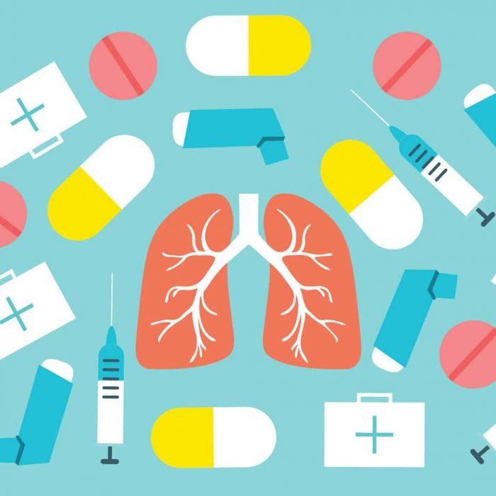 astım ilacı, akciğer, hap