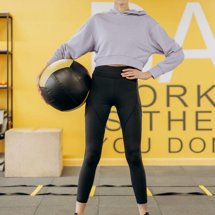 Spor, top, spor kıyafet, spor salonu, egzersiz
