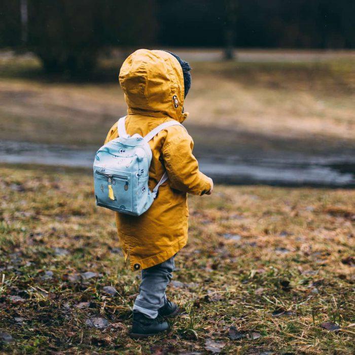 çocuk, mont, çanta, okul, ilkokul, ana okulu, kreş-2