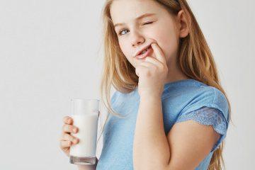 diş, süt dişi, kız, çocuk, kız çocuğu, süt içme