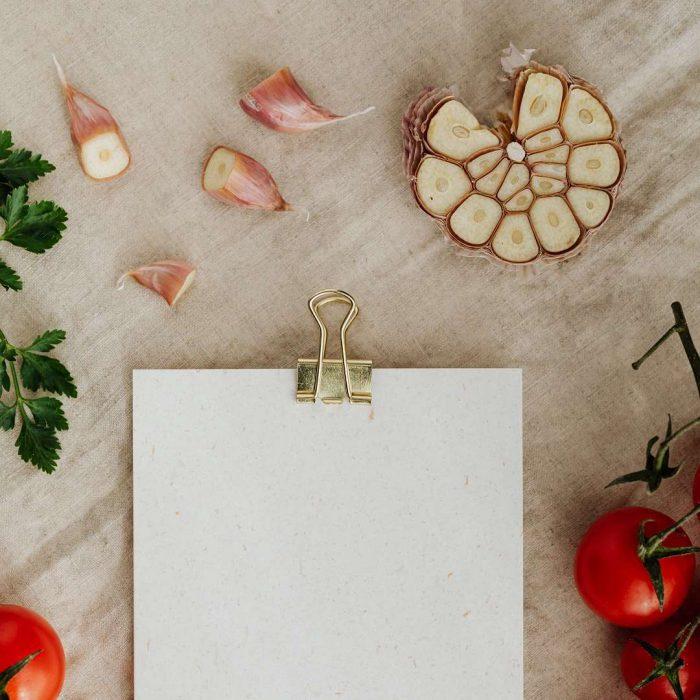 diyet, not, sarımsak, sunum, diyet listesi, diyetisyen, domates, yazı, yazar