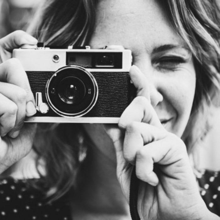 Kadın, fotoğraf, siyah-beyaz, eski, seksenler, resim
